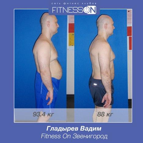 Революция тела в Fitness On