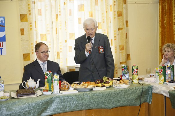 Участник войны Шиндер Евгений Иванович