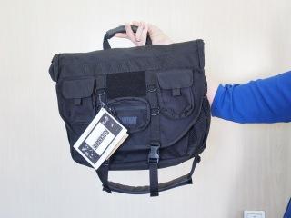 Blackhawk Advabced Tactical Briefcase - обзор влагозащищенной сумки для ноутбука