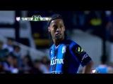 Ronaldinho DEBUT vs Tigres • Copa Mx HD 720p - Queretaro vs Tigres 0-1 2014