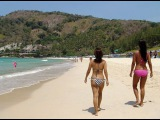 Kata Beach, first line   Пляж Ката, первая линия, Thailand, Phuket