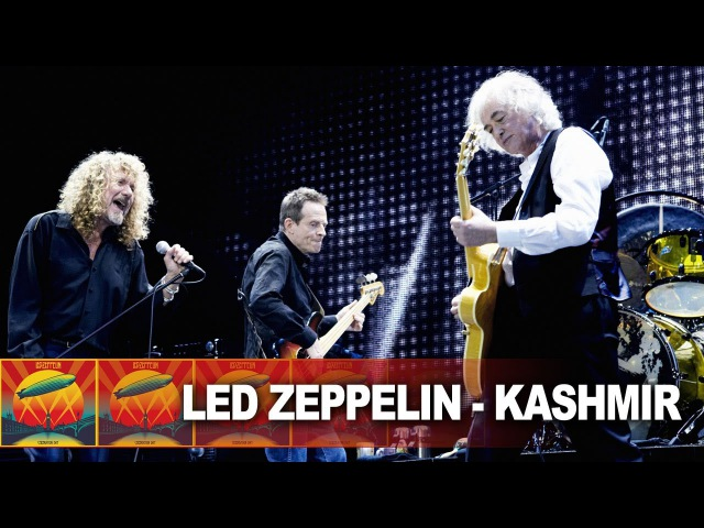 Led Zeppelin Kashmir Live from Celebration Day Official Video
