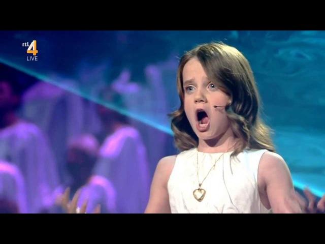 Amira Willighagen - Nessun Dorma (HD Quality) - WINNER Finals Hollands Got Talent 2013