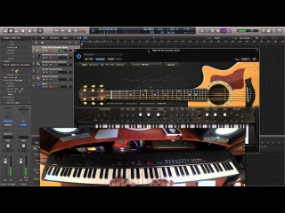 How to Play VST Guitar on Keyboard using AmpleSound AGT