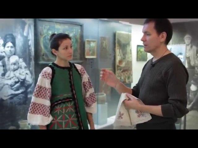 Традиційний жіночий одяг. Частина - 1