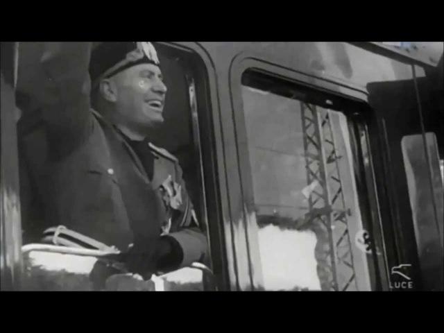 Tribute to Benito Mussolini IL DUCE!
