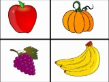 Find it - Games for Toddlers and Kids - Colors of Fruits