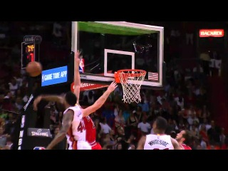 Top 10 Defensive Plays of the Week | April 12, 2015 | NBA Season 2014/15