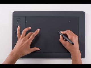 Обзор графического планшета WACOM Intuos Pro 5 M Touch
