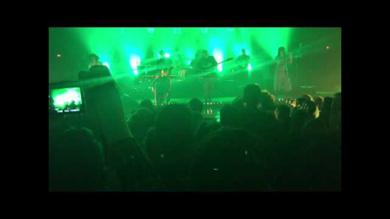 Jungle Platoon Live Performance featuring Bgirl Terra Brixton Academy