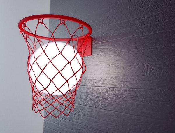 Необычный дизайнерский креативный светильник