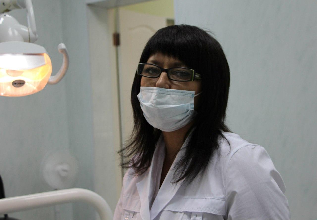 Назимова Марина Александровна - зубной врач (квалификация терапевт)
