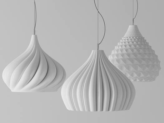 Необычный дизайнерский креативный светильник - люстра