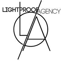 Логотип Lightproof Booking Agency (Закрытая группа)