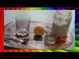 Как правильно погасить и пить соду