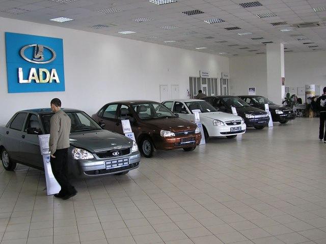 отечественные автмобили