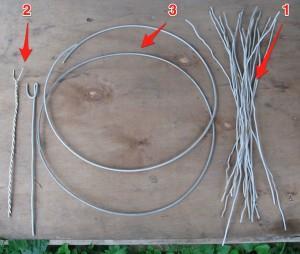 Как сделать своими руками подставку для клубники