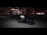Night Cruise BMW R100 Cafe Racer: Short Film