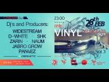 28.02.DNB ONLY VINYL NIGHT 3 @ Cinema Club