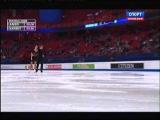 European Figure Skating Championships 2015. SD. Ksenia MONKO / Kirill KHALIAVIN