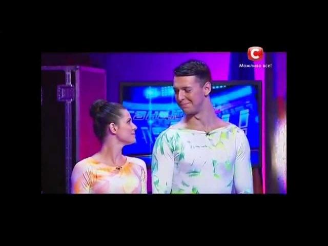 Контактная импровизация в темноте Дима и Надя Танцуют все 7 смотреть онлайн без регистрации