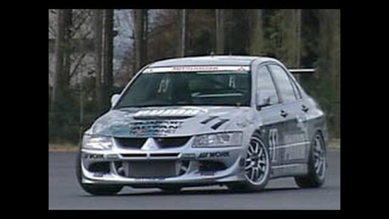 Super Taikyu EVO vs Rally Japan EVO - EVO Strikes Back - Best Motoring International