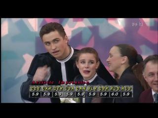 [HD] Ekaterina Gordeeva and Sergei Grinkov 1994 Lillehammer Olympic FS