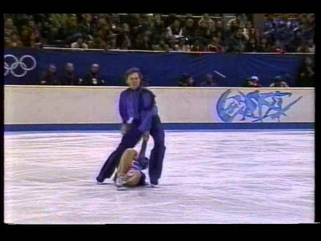 Grishuk Platov (RUS) - 1998 Nagano, Ice Dancing, Free Dance