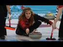CURLING: CAN-USA World Women's Chp 2015 Draw 10 - HIGHLIGHTS