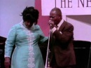 Louis Armstrong Mahalia Jackson - Just A Closer Walk With Thee - 7/10/1970 (Official)