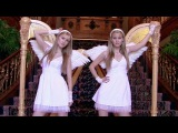 STAIRWAY TO HEAVEN (Led Zeppelin) Harp Twins - Camille and Kennerly HARP ROCK