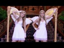 STAIRWAY TO HEAVEN Led Zeppelin Harp Twins Camille and Kennerly HARP ROCK