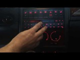 "Audi 80 "" In a way... "" / Магнитола Audi Concert Plus"