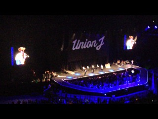 Union J You Got It All  The Hydro Glasgow 17th April 2015