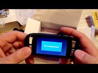 Распаковка №15 Видео регистратор G1W 1080P Novatek 96650
