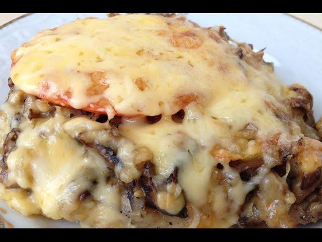 Мясо по Французски - Ну Очень Вкусно | Veal Orloff Recipe, English Subtitles