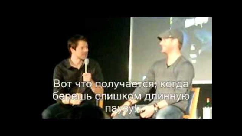 Jibcon 2011. Первые впечатления Миши о Джареде и Дженсене