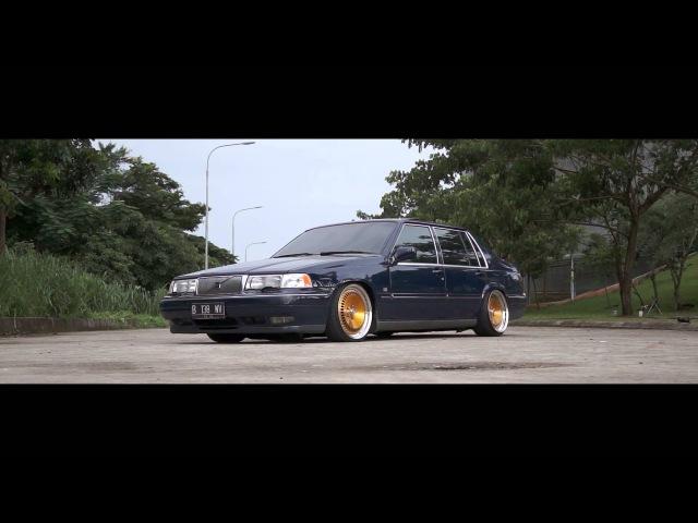 Swedishmetal Ladyonwheels Berliandys Volvo S90