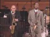 Joshua Redman vs James Carter Live At Carnegie Hall