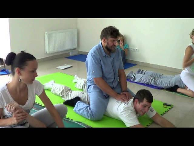 Курсы по массажу во вьетнамском стиле исполнения в Донецке