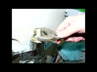 Самостоятельный ремонт смесителя