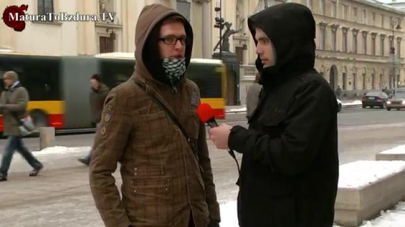 RELIGIE ŚWIATA (Польский видеоблог – Матура То Бздура)