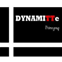 Логотип DYNAMITTe Promo Group
