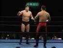 UWF 27.02.1989 - Kazuo Yamazaki vs. Nobuhiko Takada (2 match)
