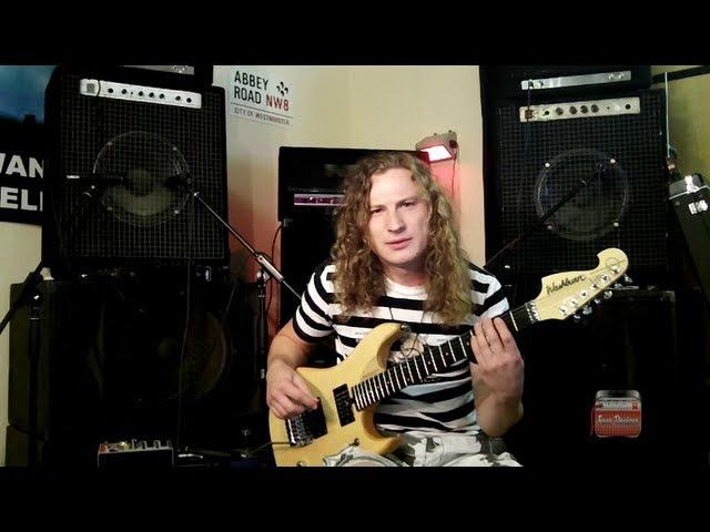Boring Exercises / Скучные упражнения для гитары.