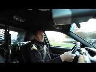 Какая должна быть милиция в Украине - Полицейский в США. Часть №2