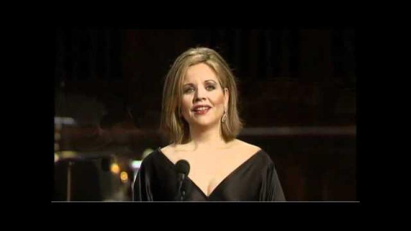 Strauss - Renée Fleming Christian Benda, Morgen