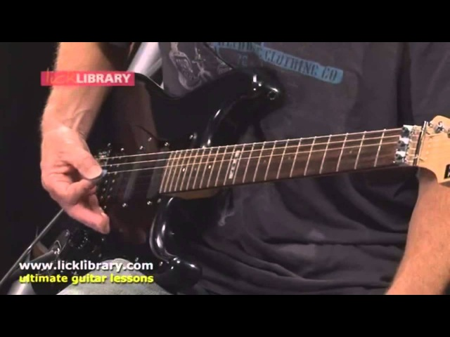Дэнни Гилл - Открытые октавные аккорды (русская озвучка)