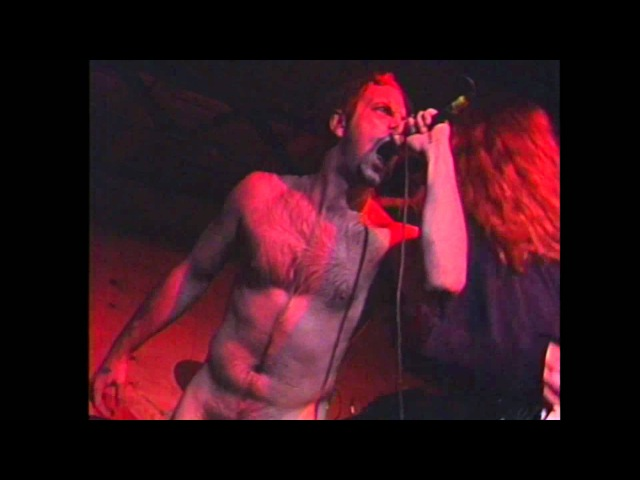 SKREW -Burning In Water at Emo's March 6, 1993 with Phildo of Skate Nigs
