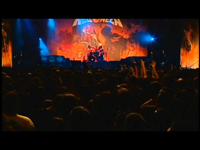 HELLOWEEN - The Invisible Man (Live On 3 Continents) HD lyrics